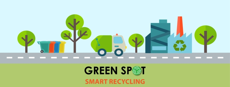 green spot recycling amman