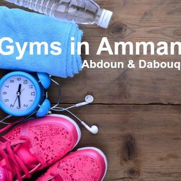 gyms in abdoun dabouq