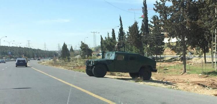 humvee military jordan