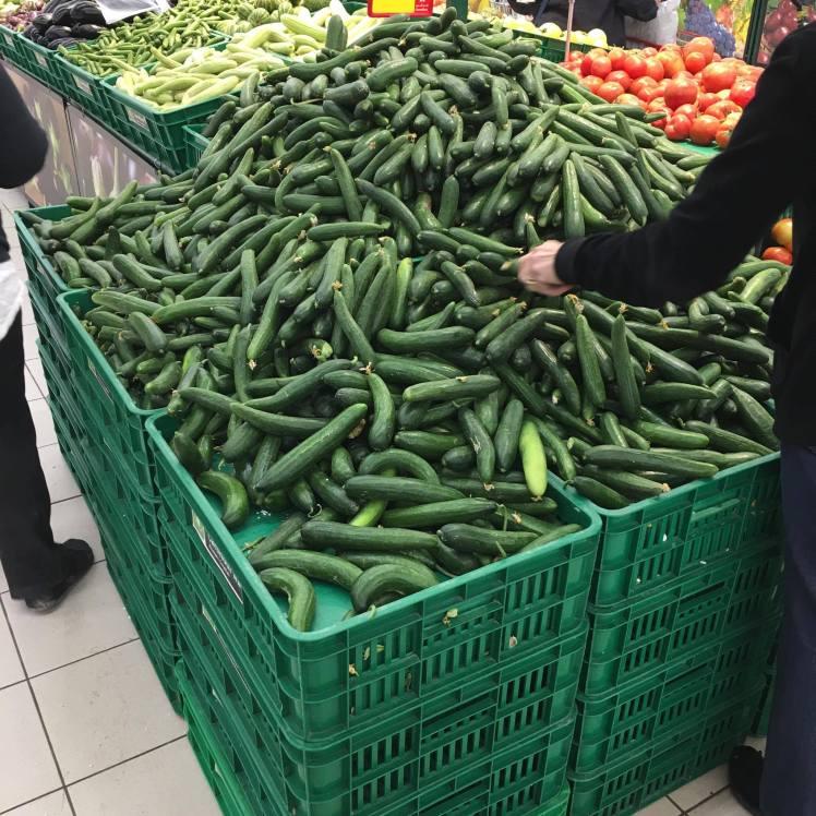 cucumbers jordan