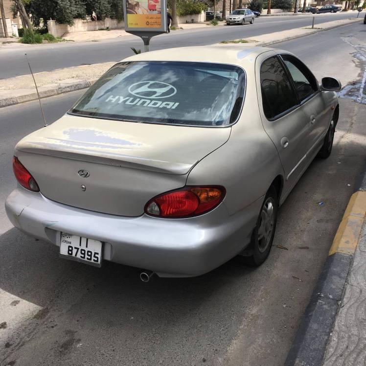 hyundai avante amman bad drivers