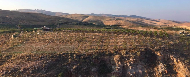 oyoun al theeb jordan trail