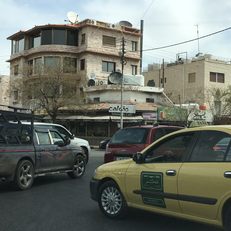 roundabouts in amman