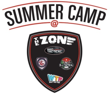 summer camp at the zone logo
