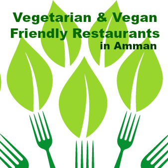 vegetarian vegan restaurants amman