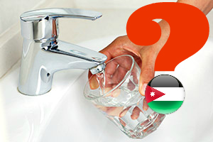 drink water in jordan