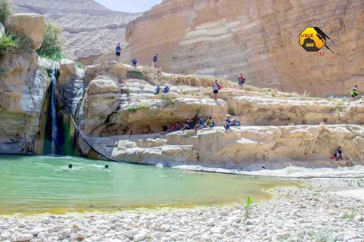 wadi el salayta huge fall