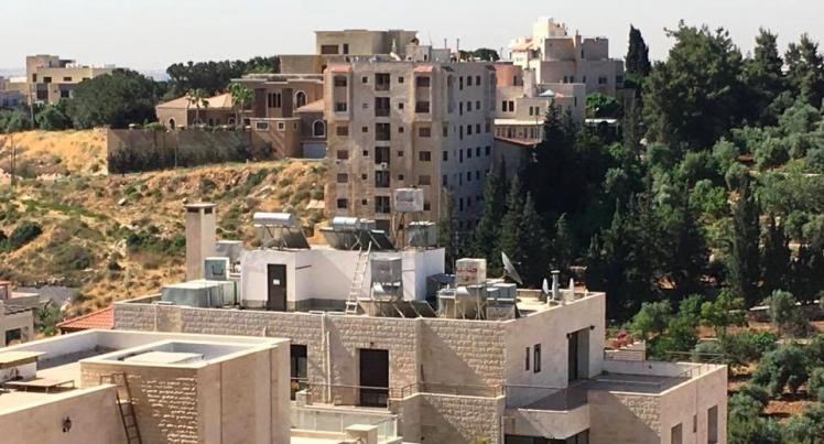 water tanks rooftops amman