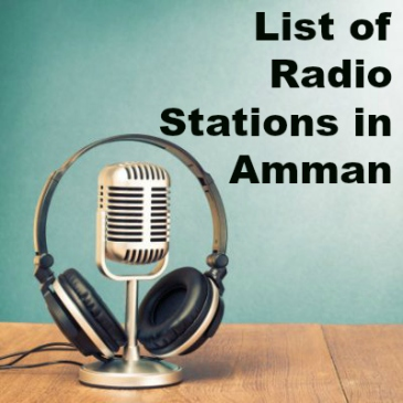 radio stations in amman