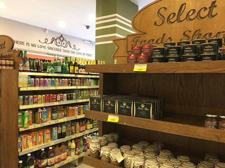 select foods shoppe products