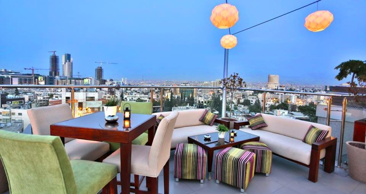 0 Six Gastro Lounge amman rooftop