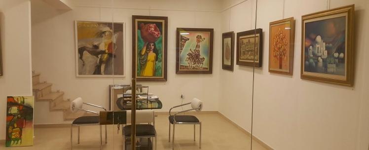 haseba art gallery amman