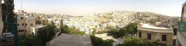 old view cafe rooftop amman