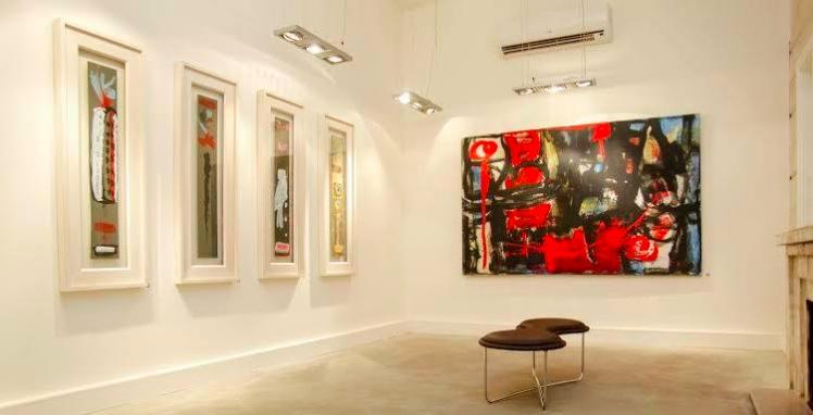 wadi finan art gallery amman