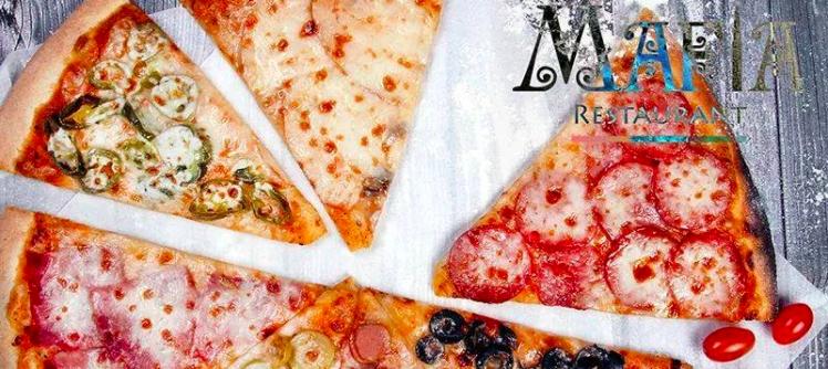 mafia pizza amman