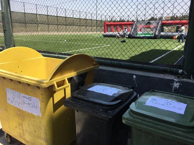 recycling 6 yard amman