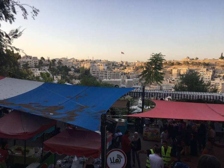 souk jara market amman jordan views