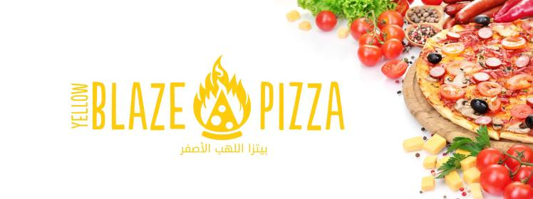 yellow blaze pizza amman