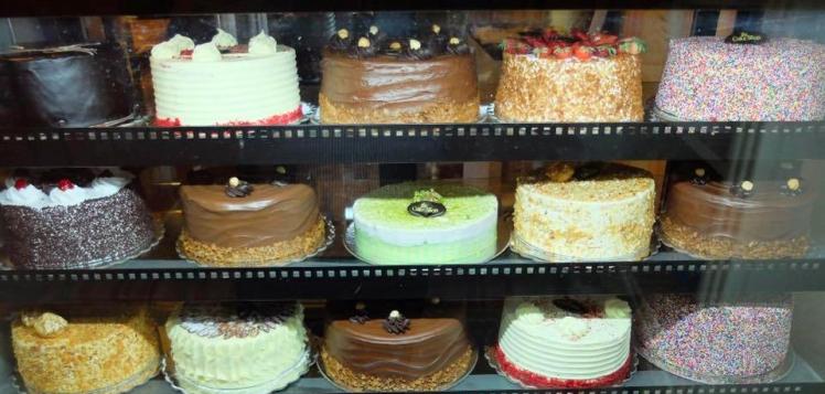 the cake shop amman