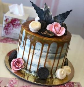 the cake shop oreo cake