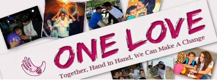 one love jordan