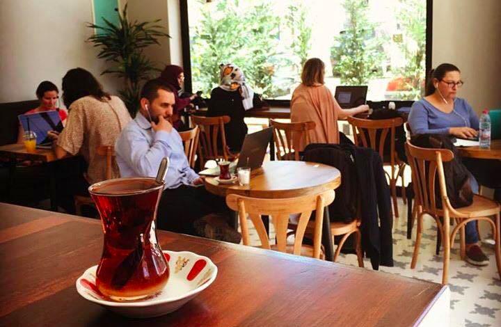 rumi cafe amman weibdeh