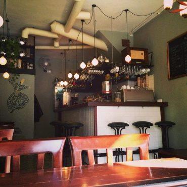 rumi cafe inside coffee weibdeh