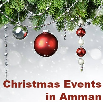 christmas events amman jordan
