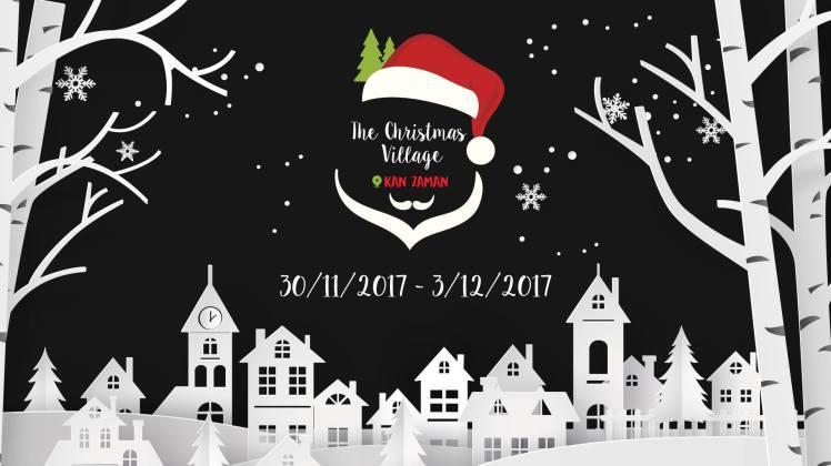 christmas village kan zaman amman