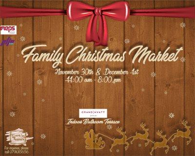 family christmas market amman