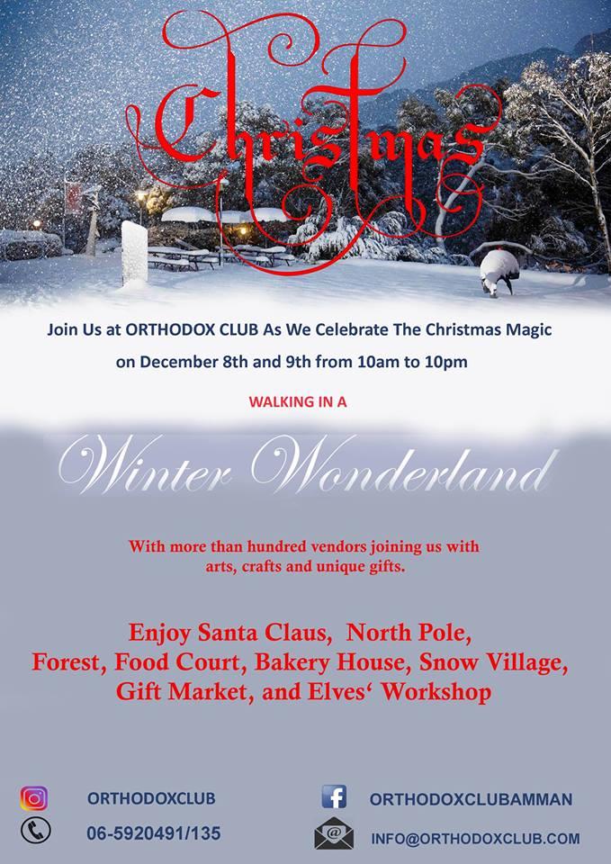 orthodox club magic winter wonderland