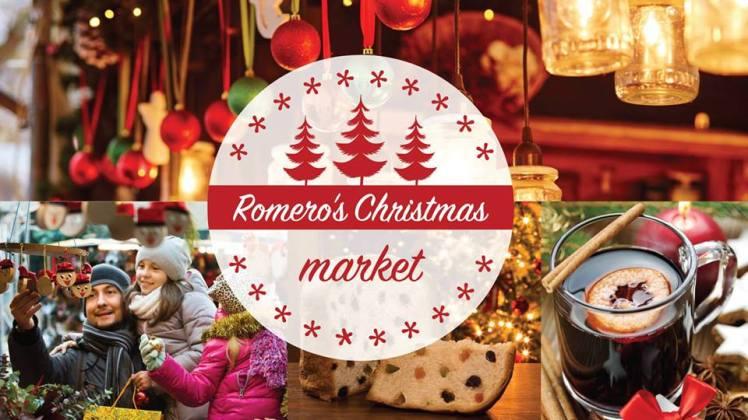 romero christmas market 2018 amman