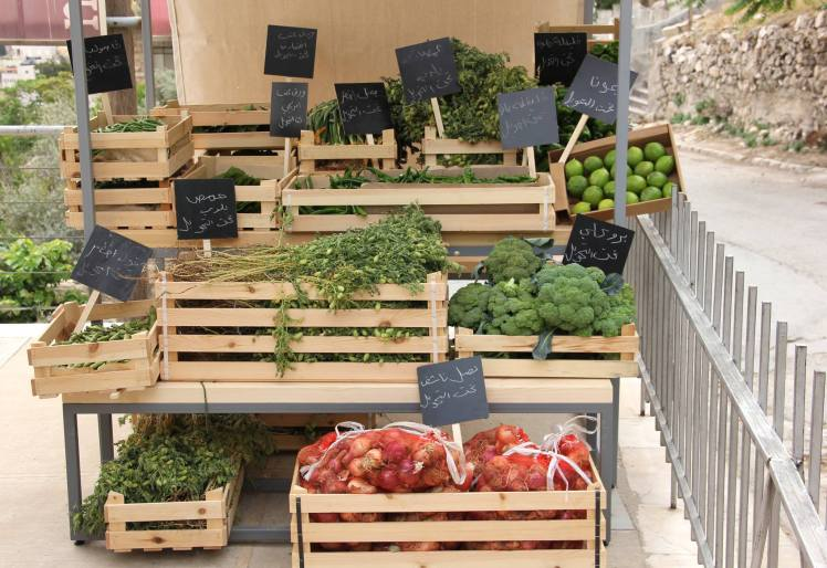 alshams farmers market amman