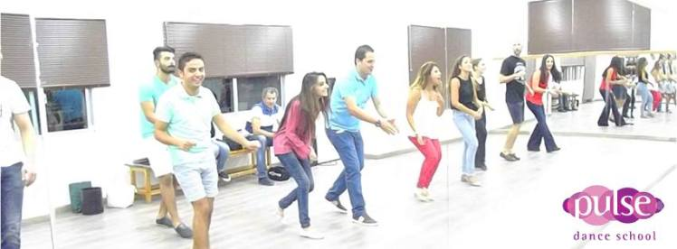 pulse salsa dance school amman
