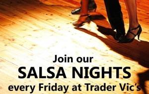 trader vics salsa nights amman