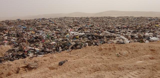 al ghabawi landfill jordan