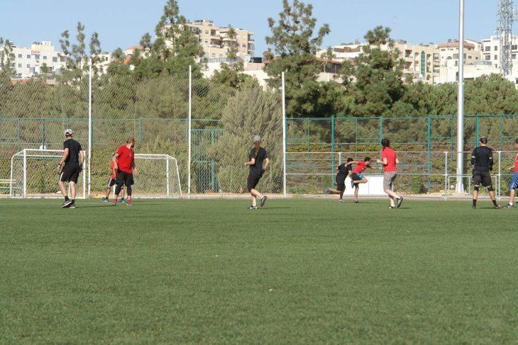 JDRF Ultimate frisbee amman.jpg