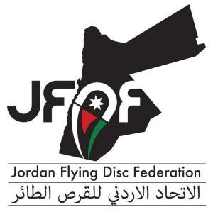 jfdf jordan flying disc federation logo