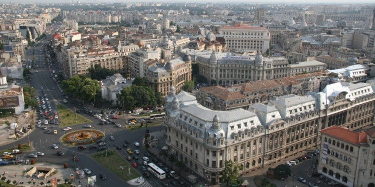 romania bucharest