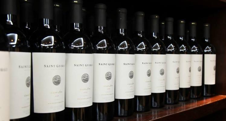 saint george wine amman