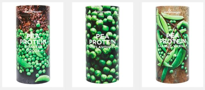 vegan pea protein amman