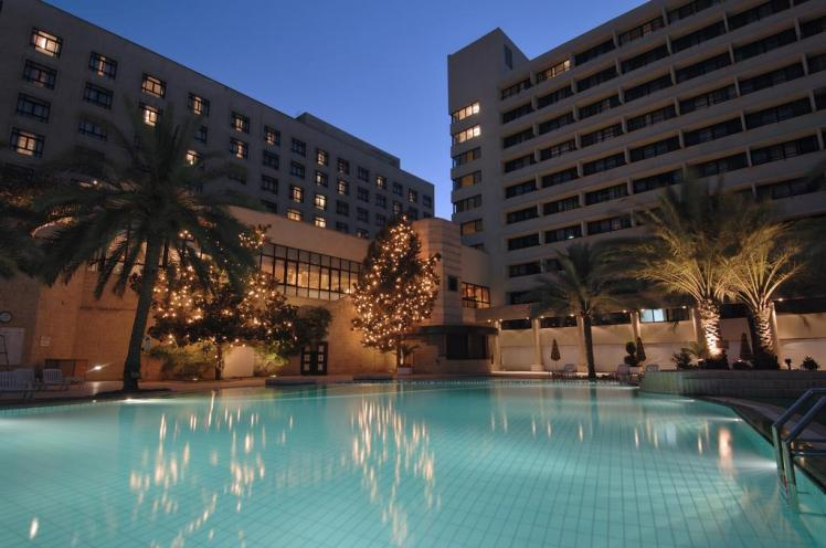 amman intercontinental hotel