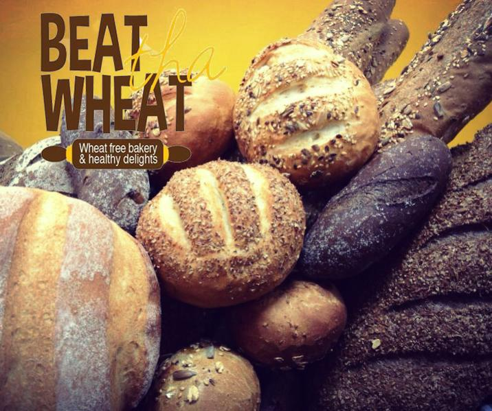beat tha wheat gluten free bakery amman