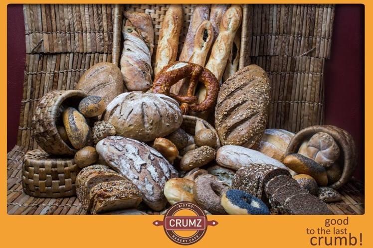 crumz amman bread bakery
