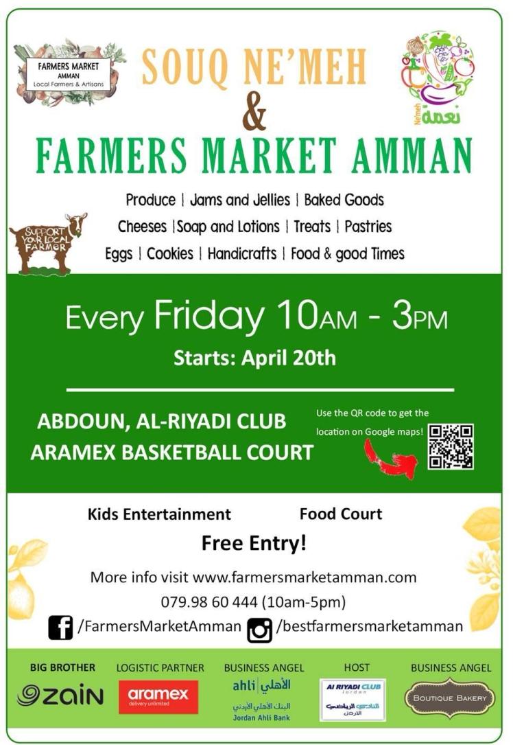 farmers market amman