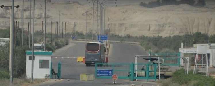 king-hussein-allenby-bridge-border