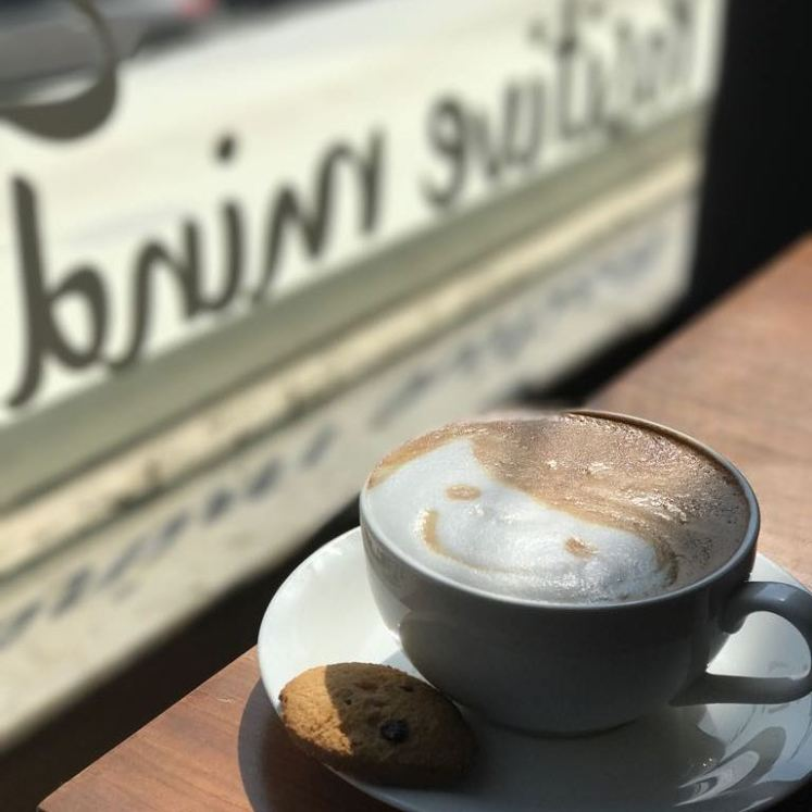 mindhub amman cappuccino