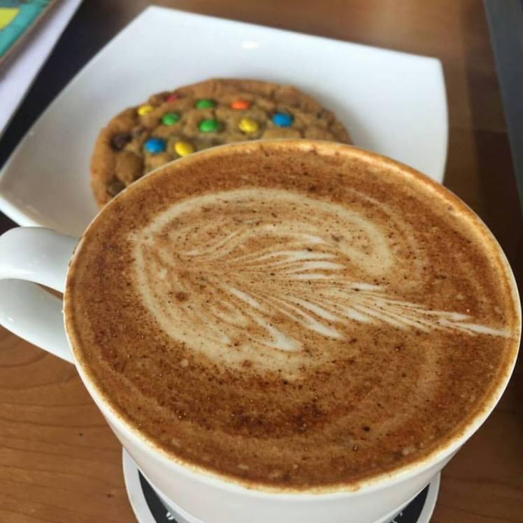 mindhub amman cinnamon latte