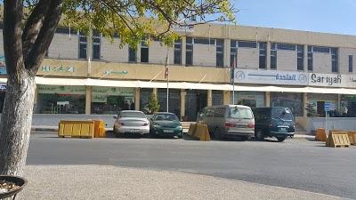 mujamma al shamal bus station amman