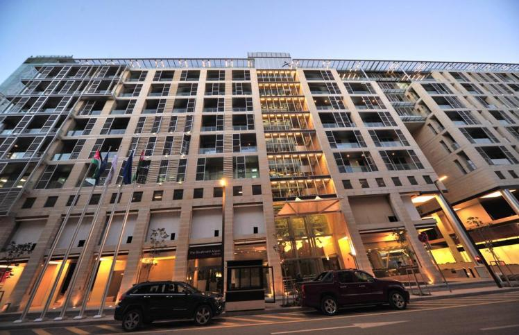 the boulevard arjaan by rotana amman